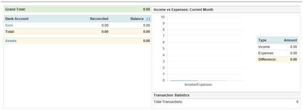 Free personal finance software