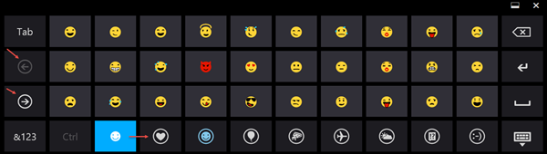 emoji on windows 8
