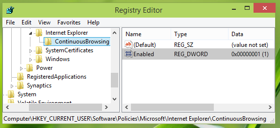 Force-Internet-Explorer-To-Start-From-Last-Session-3