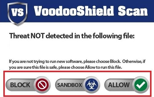 VoodooShield Virus Protection review