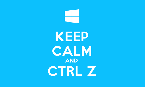 CTRL commands or keyboard shortcuts