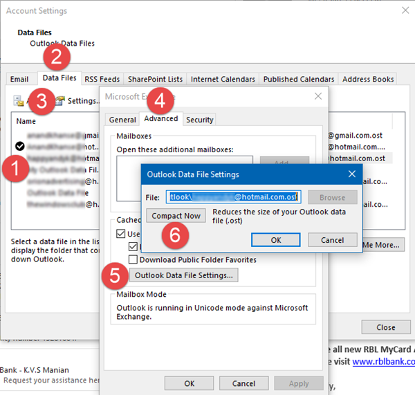 Speed Up Microsoft Outlook
