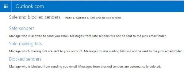 outlook privacy settings 4