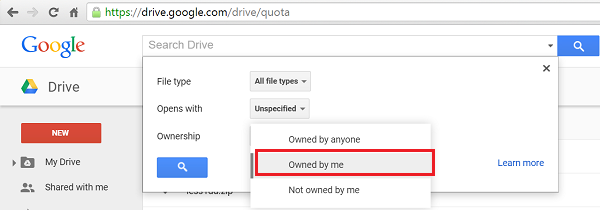 get more space on google drive