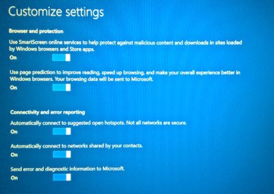 12 Install or Upgrade using Windows 10 ISO