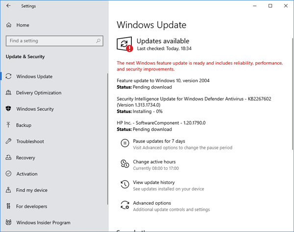 Get Windows 10 Insider Preview Builds