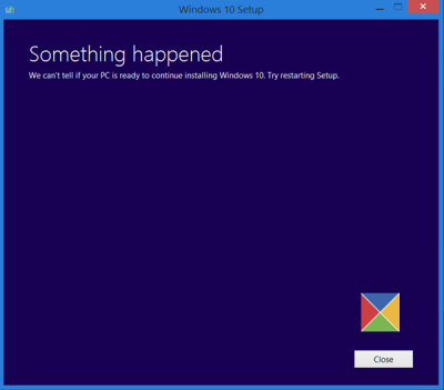 Troubleshoot Windows 10 Installation or Upgrade Errors