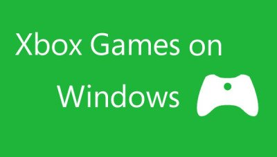 Xbox One games on to Windows 10 PC