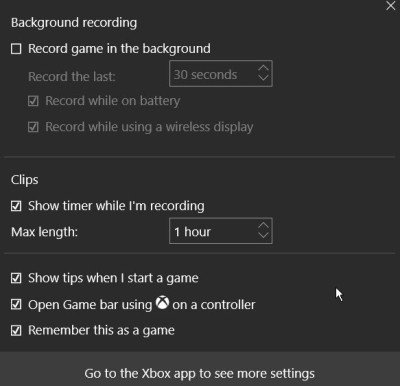 nosotros had mentioned that it included a concealment recording tool How to purpose Game DVR Screen Recorder inward Windows 10