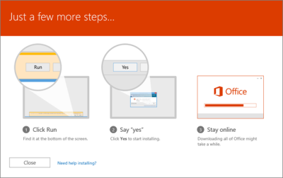 Reinstall Office 2013 after an Office 2016 upgrade