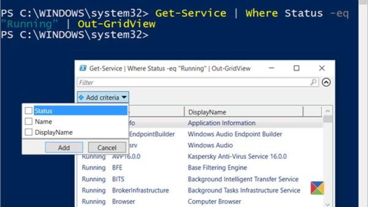 How To Export Windows Services List Using Command Line
