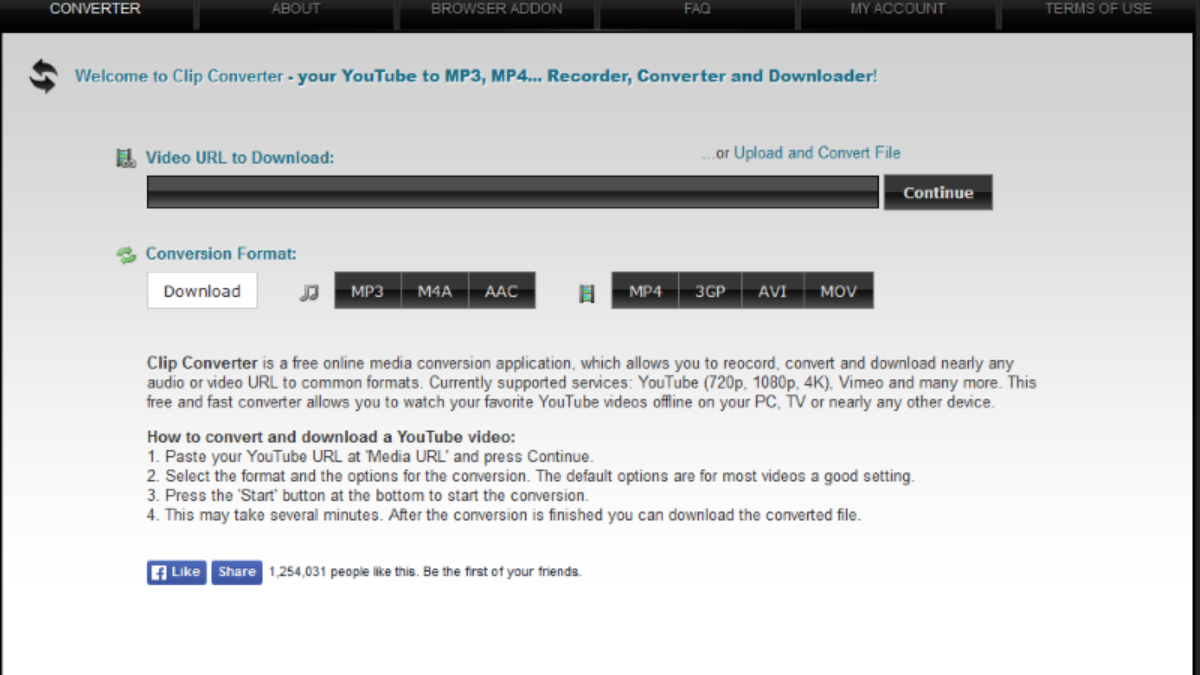Best Websites To Convert Youtube Videos To Mp3 Or Mp4
