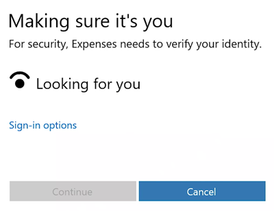 Windows Hello fails to recognize your Face or Fingerprint