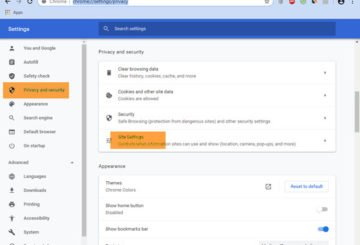 Disable Facebook notifications in Chrome
