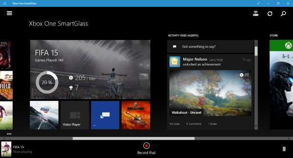 Record gameplay clips using Xbox One