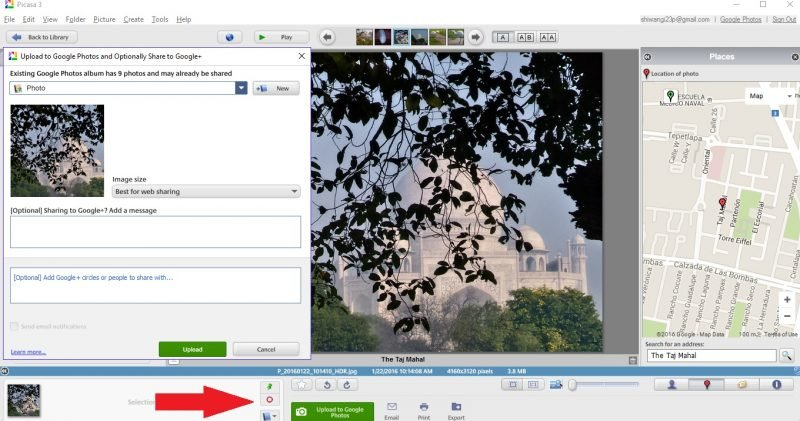 Picasa Desktop Application Download For Windows Pc