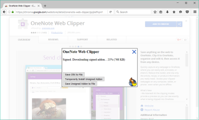 How to install Chrome extensions on Firefox browser
