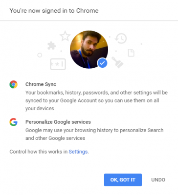 How to fix problems with Google Chrome Sync