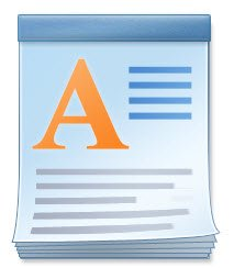 wordpad-logo