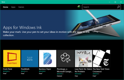 Use Windows Ink Workspace for a more personal pen experience