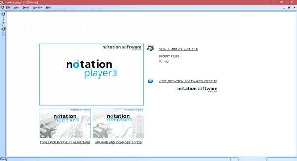Free Notation Player software
