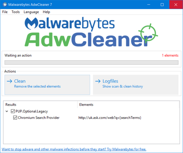 AdwCleaner 7.0 review