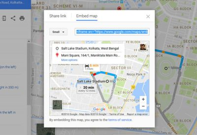embed-direction-or-map-on-any-webpage