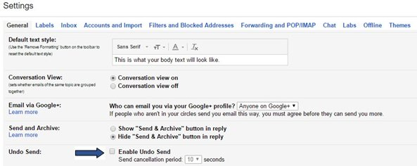 Gmail Address tricks
