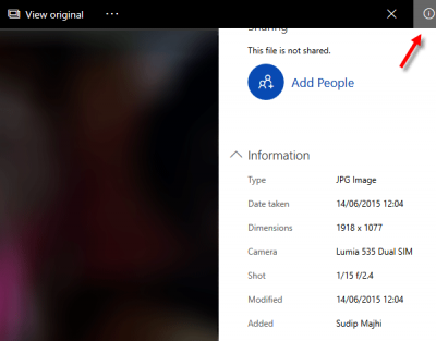 show-exif-data-of-image-in-onedrive