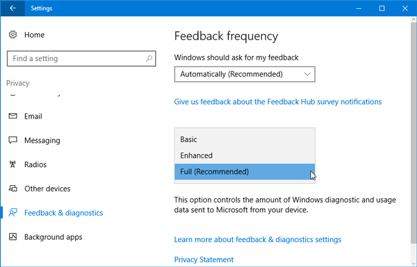 some-settings-are-managed-by-your-organization-message-in-windows-10