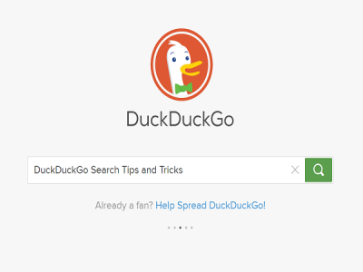 DuckDuckGo Search Tips and Tricks