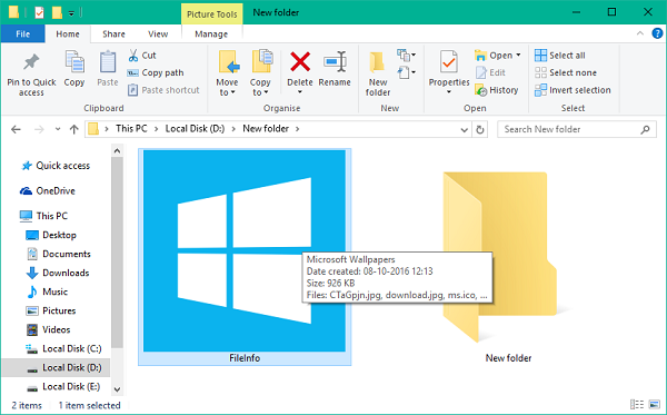 Desktop.ini file - Comprehensive guide and its usage in customizing Folders in Windows