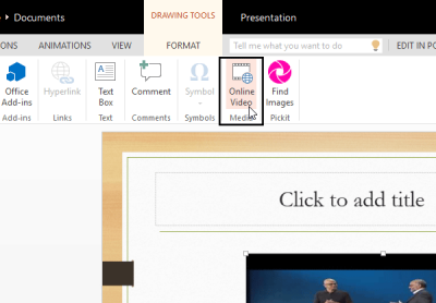 Microsoft PowerPoint Online tips and tricks