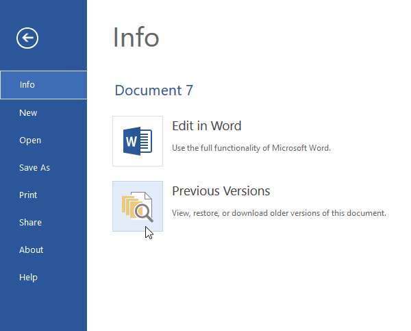 Microsoft Word Online tips and tricks