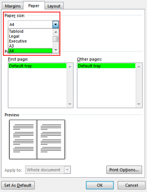 How To Create A Booklet Or Book With Microsoft Word - Ms word catalog template