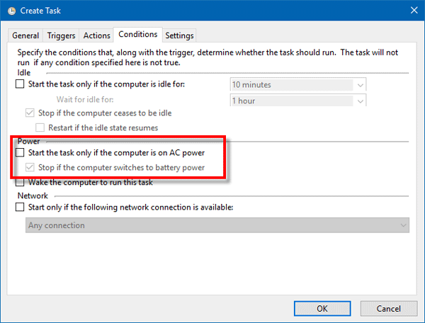 automatically create System Restore Point at startup