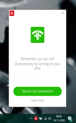 Our brief review for Avira Security Suite Free