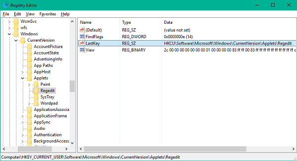 How to quickly jump to any key in Registry Editor with just one click