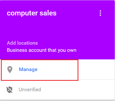 Schedule Special Hours in Google My Business