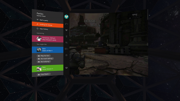 Xbox One Streaming to Oculus Rift app