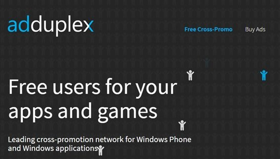 Windows Phone apps advertising