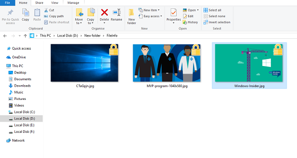 How to encrypt any file in Windows 10 with just one click