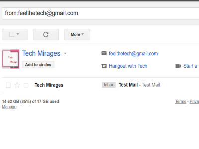 Gmail Search Tips and Tricks