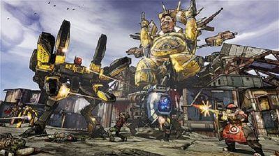 Borderlands 2. Image Courtesy: Microsoft XBOX Store.