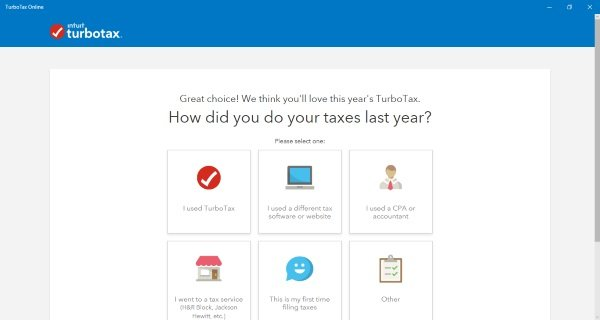 File Taxes with TurboTax app