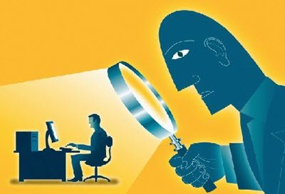 prevent being spied on