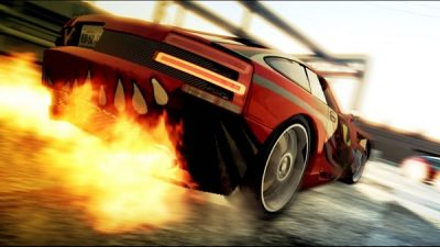 Burnout Paradise. Photo Courtesy: Microsoft Xbox Marketplace