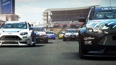 Grid Autosport. Photo Courtesy: Microsoft Xbox Marketplace