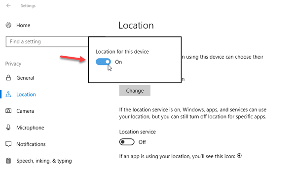 Use Location-based apps without enabling Location Service