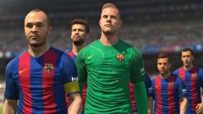 Sports games for Xbox One